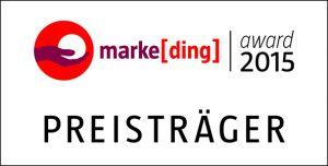 marke[ding] Award 2015